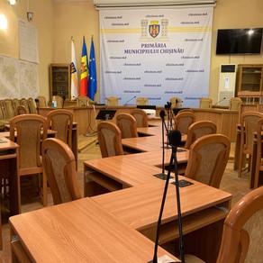 Ședința Comisiei pentru construcții, arhitectură și relații funciare