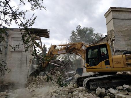 Снос здания Кинотеатра GAUDEAMUS является незаконным