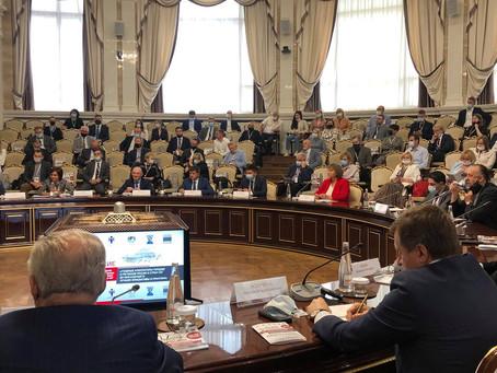 Șefa DGAURF, Svetlana Dogotaru, întreprinde o vizită de lucru la Novosibirsk