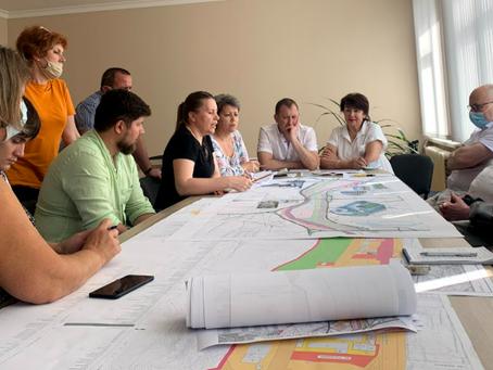"""La IMP """"CHIȘINĂUPROIECT"""" au avut loc consultări cu arhitecți și urbaniști"""