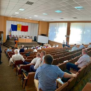 (DOC) CMC a luat act de prevederile Caietului de sarcini pentru elaborarea PUG Chișinău