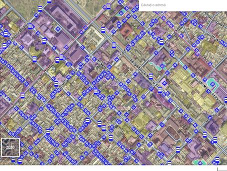 Geoportalul GIS-Local, elaborat în proporție de 70%