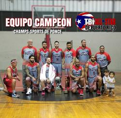 Equipo Campeón 2018