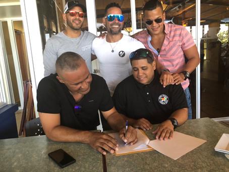 Regresan los Delfines de Salinas a la nueva Liga de Baloncesto Puertorriqueña.