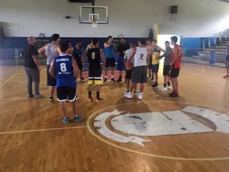 Los Atenienses de Manatí comienzan sus entrenamientos de cara a la Temporada venidera.