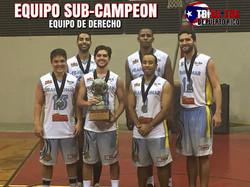 Equipo Sub Campeón 2018