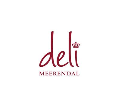 Meerendal Deli branding.