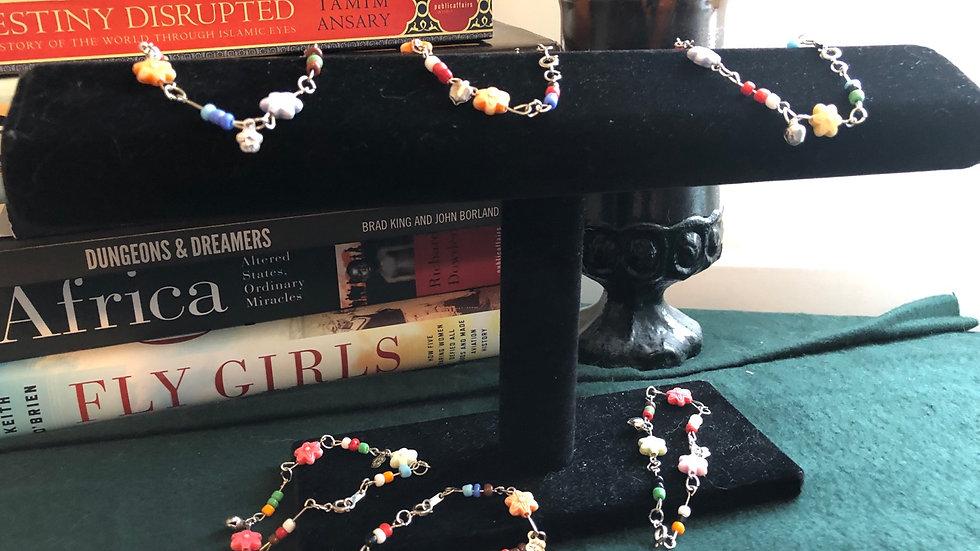 Kid's Flower Bracelets