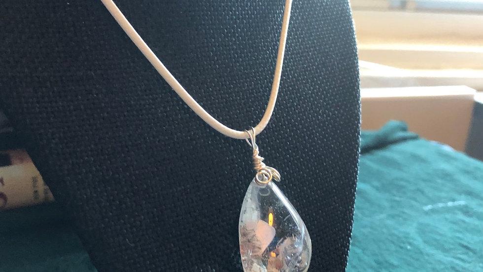 Garden Quartz Necklace