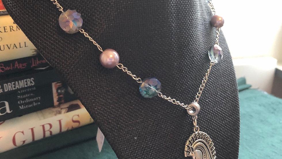 Trojan Horse Necklace