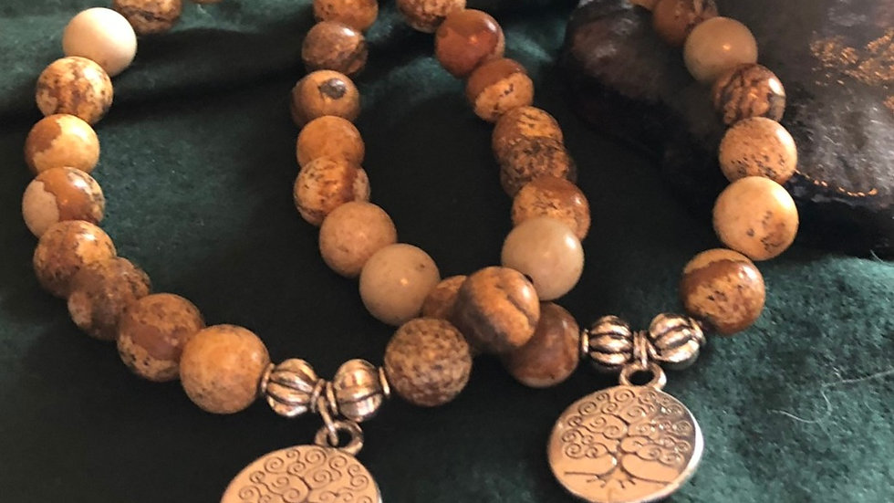 """Tree of Life"" Bracelet"
