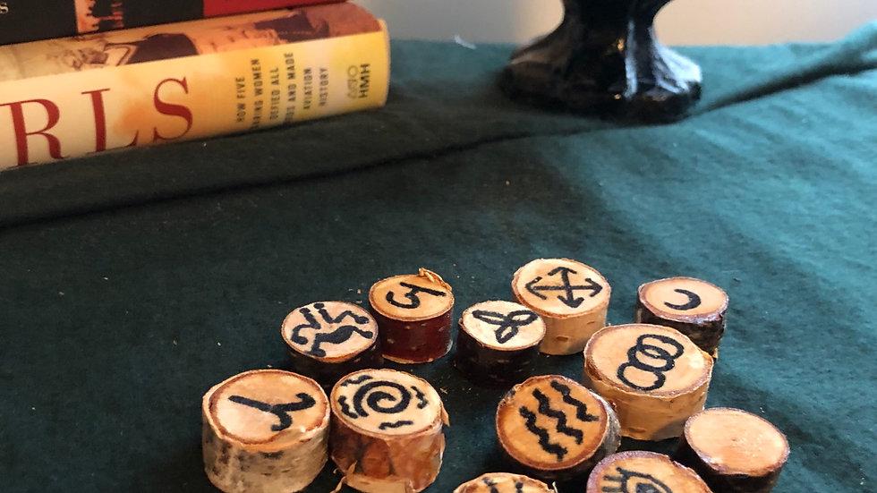 Cut Wood Runes