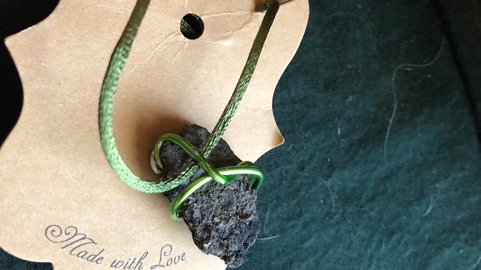 Green Wire Ashpaltia