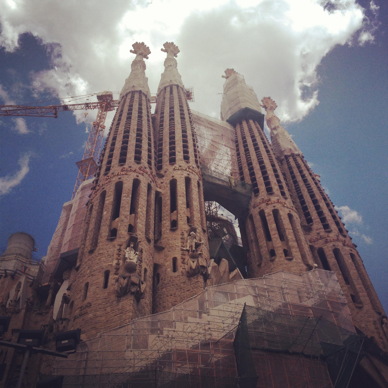 """""""Sagrada Família"""""""