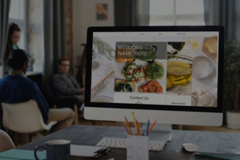 Carina Media Website Design