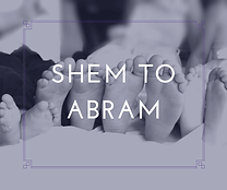 Shem - Abram