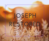 Joseph Restored
