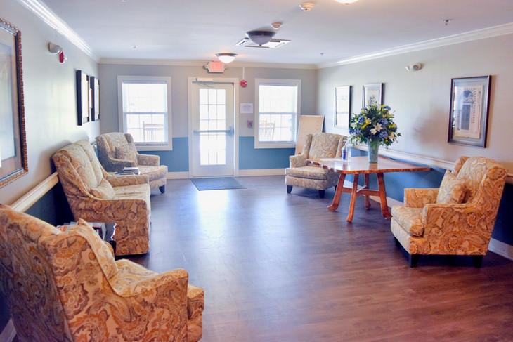 Carolina Suites - Lobby
