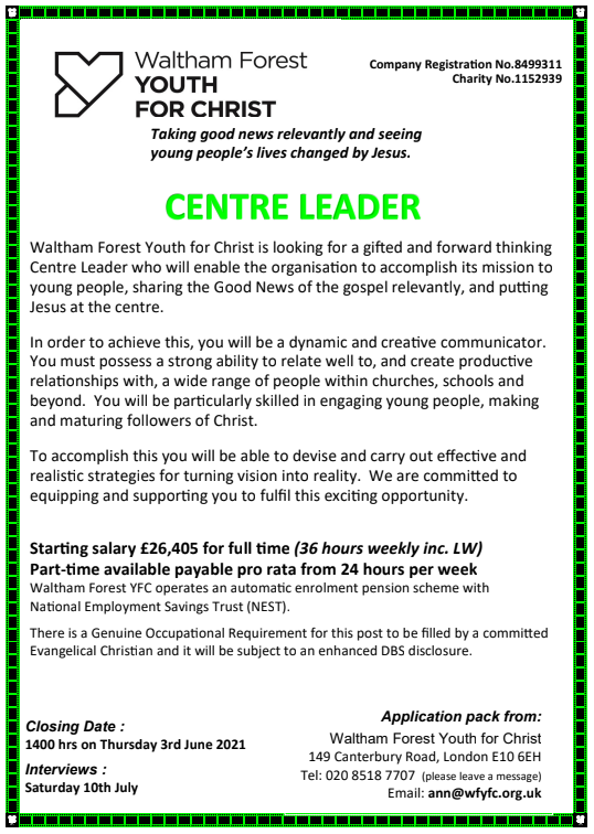 WFYFC Centre Leader Post May 2021.PNG
