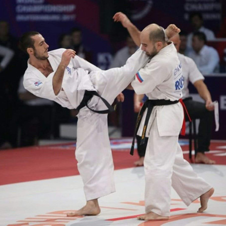 Treningsseminar med Sensei Artur Arushanyan