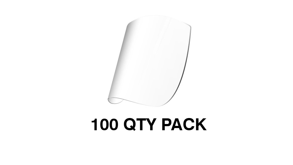 Redco Face Shield (Pack of 100) $USD