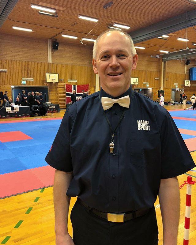 Norgesmesterskap i karate 2018 er i gang