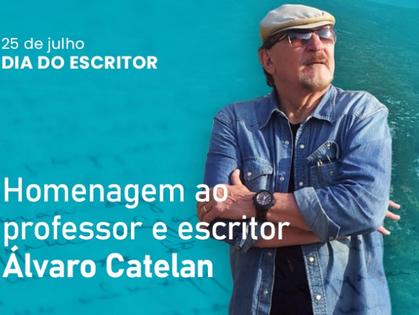 Hóspede do Tempo - Poesia de Álvaro Catelan