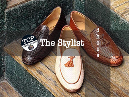 The Stylist: A Gentlemen's Shoe