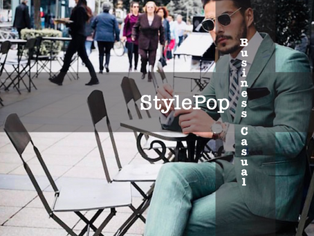 StylePop: Business Casual