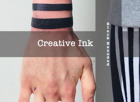 Creative Ink: Black Banded
