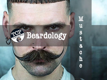 Beardology: The Mustache