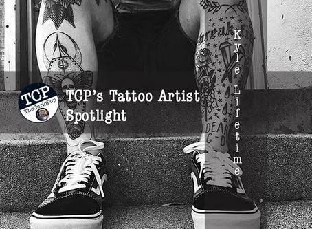 Tattoo Artist Spotlight: KYLE LIFETIME