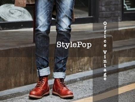 StylePop: Office Vintage