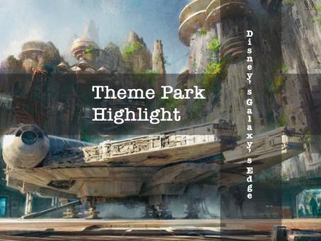 THEME PARK HIGHLIGHT: Disney's Galaxy's Edge