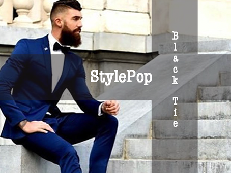 StylePop: The New Black Tie