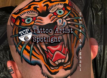 TCP's Artist Spotlight: Samuel E. Briganti