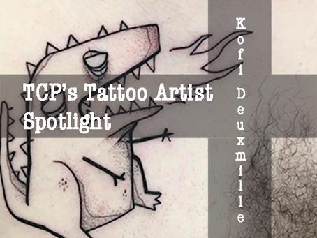 TCP's Artist Spotlight: Kofi Deuxmille