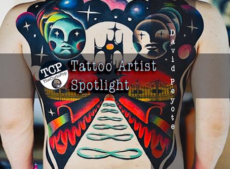TCP's Artist Spotlight: David Peyote