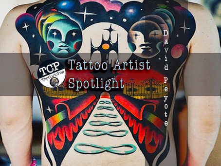 TCP's Artist Spotlight: David Peyote