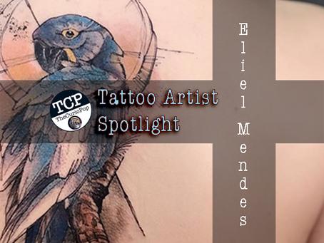 Artist Spotlight: ELIEL MENDES
