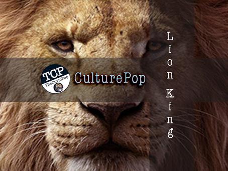 CulturePop: THE LION KING