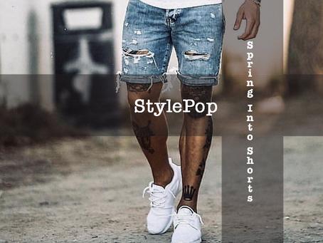 StylePop: Shorts