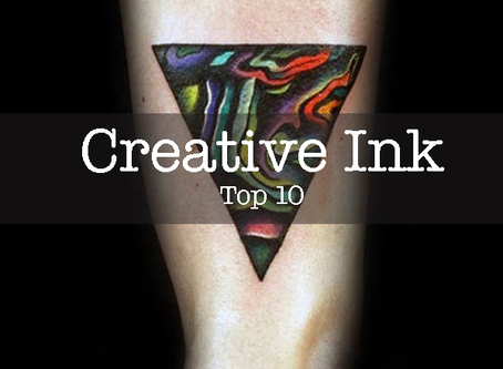 Creative Ink's Top 10
