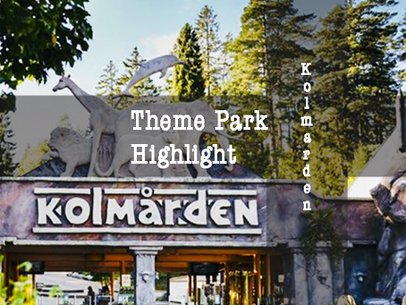 PARK HIGHLIGHT: Kolmården...