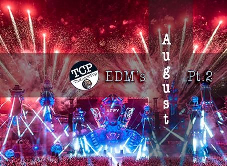 EDM Festivals: AUGUST (Pt.2)