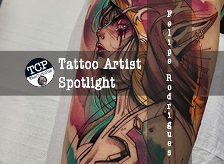 Tattoo Artist Spotlight: Felipe Rodrigues