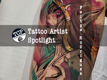 Tattoo Artist Spotlight: Felipe Rodrigues