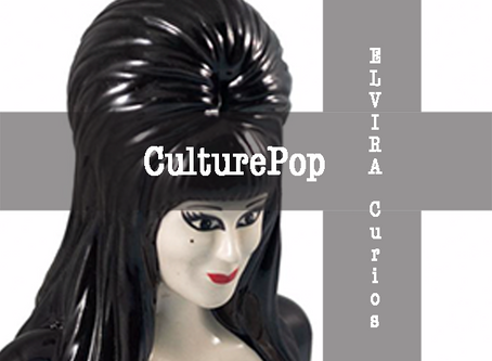 CulturePop: Elvira Collectables