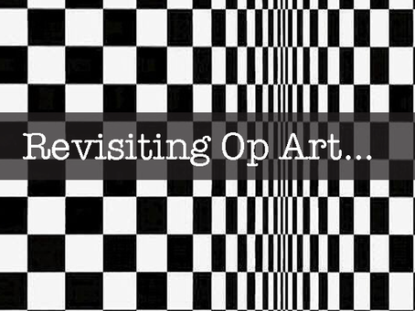 Getting Reacquainted with Op Art