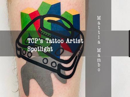 TCP's Artist Spotlight: Mattia Mambo